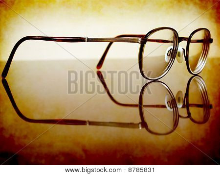 Old Glassed