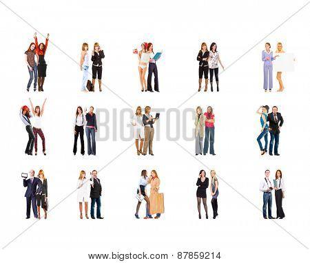 People Diversity Achievement Idea