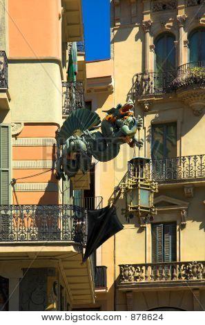 Gragon In Barcelona