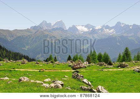 Val di Fassa - Italy Alps