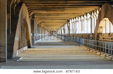 Under The Bridge Deck
