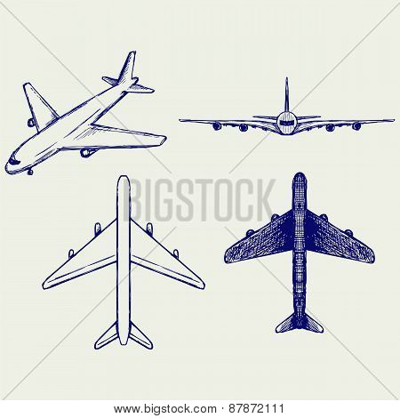Jets symbols