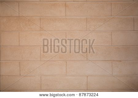 An Harmonic Floor Tiles Background In Geometric Structure