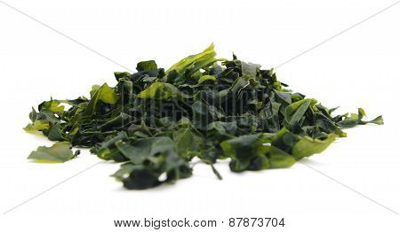 Seaweed Wakame ( Lat. Undaria Pinnatifida)