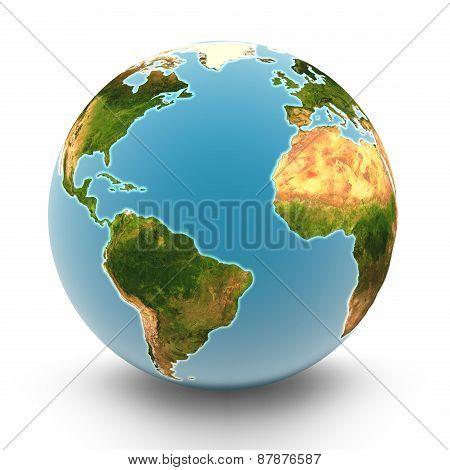 Earth Bright