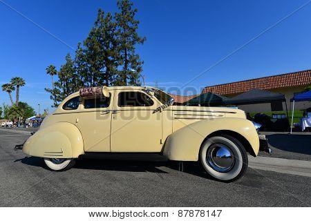 1939 Studebaker Commander