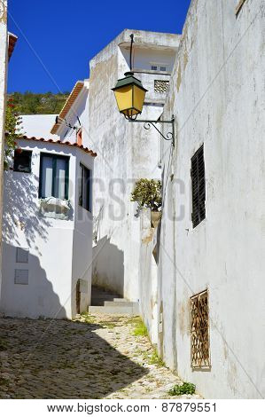 Alte village in Portugal