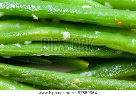 Garlic Fried Green Beans