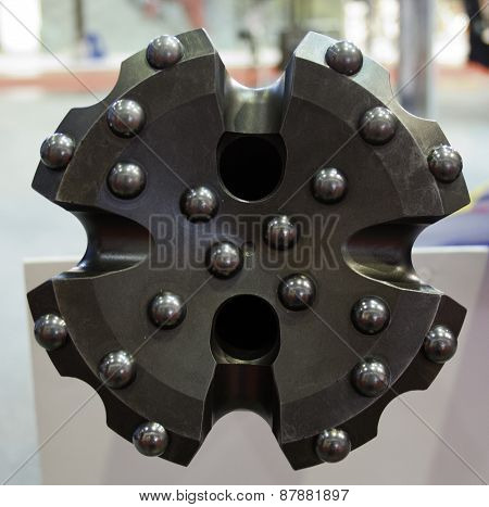 Brand New Oil Rig Drill Bit Detail
