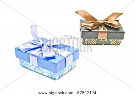 Two Different Gift Boxes