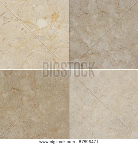 Marble and granite background with natural pattern.