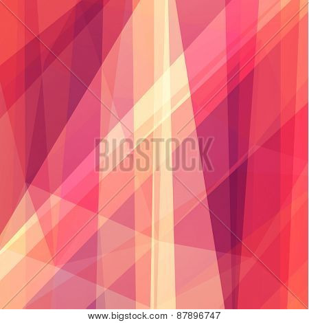 Abstract polygonal background   - raster version
