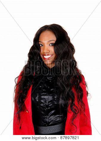 Beautiful Black Girl.