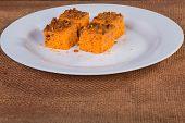 image of carrot  - dessert - JPG