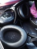 foto of work crew  - Headphones for Sound Recorder - JPG