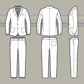 image of blazer  - Men - JPG