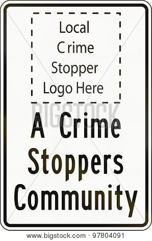 Crime Stoppers Community In Canada