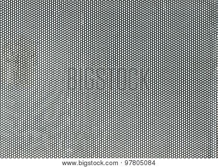 Texture polyethylene