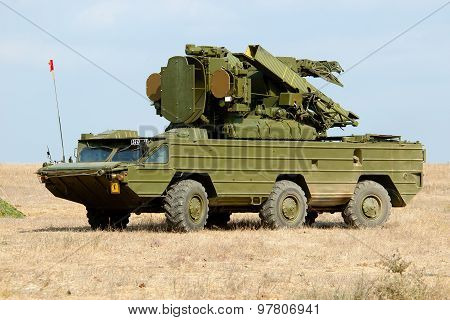 Air defense systems Osa