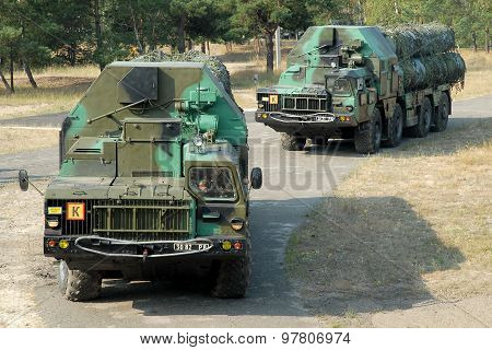 air defense systems S-300