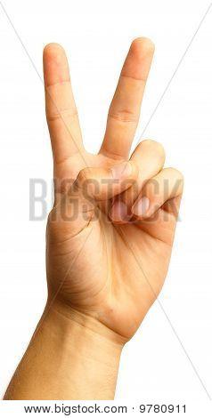 Two Hand Symbol