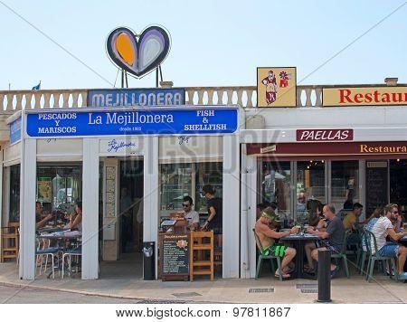 La Mejillonera Restaurant