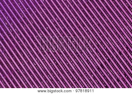 Striped Cardboard