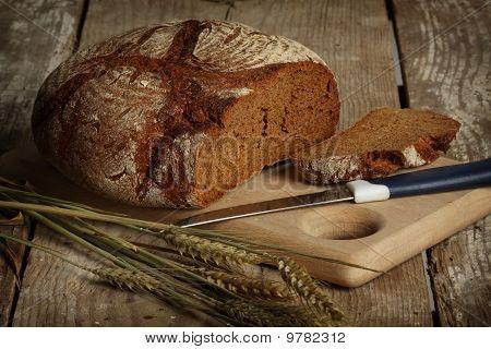 Black Rye-bread