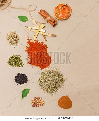 Spices For Health.
