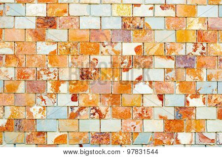 Stone Tiles On Wall