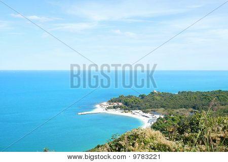 Italian Adriatic Beach