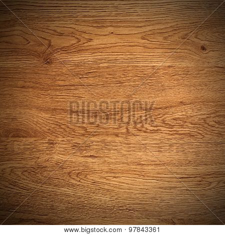 natural wooden texture with vignette.