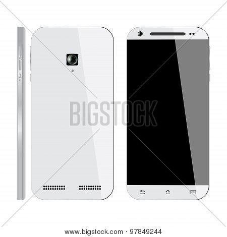 Smartphonewhite