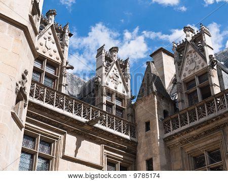 Beautiful Historic Architecture In Paris