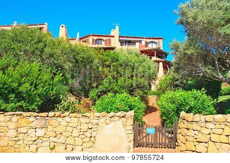 Luxury House In Porto Cervo