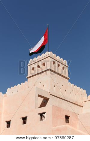 Typical architecture from Oman Sultanate