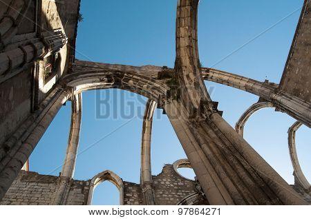 Lisbon Convento Do Carmo