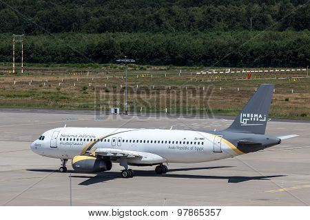 Nesma Airlines Aircraft