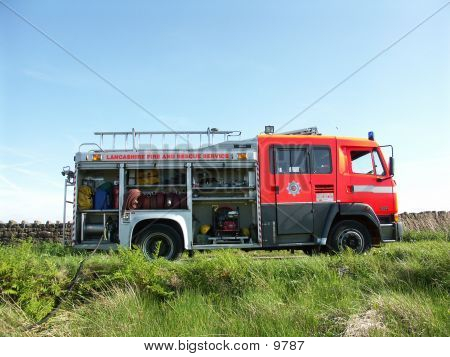 Fire Tender / Fire Engine