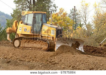 Dirt Movement