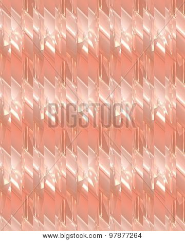 Peach and Pink Abstract Background