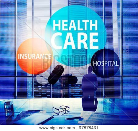 Healthcare Exercise Physical Fitness Hospital Concept