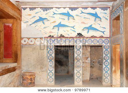 Palace Knossos