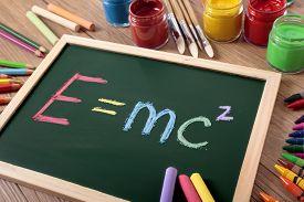picture of einstein  - Einstein - JPG