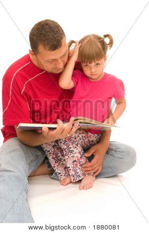 Lesung mit Papa