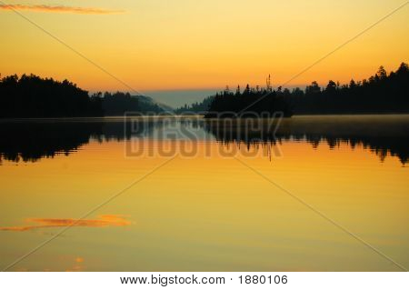 Golden Sunrise 2