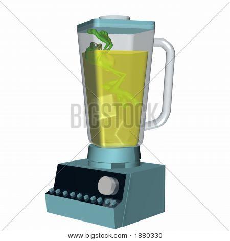 Frog In A Blender 4