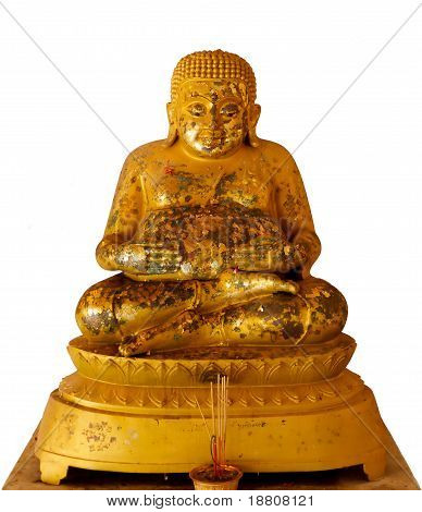 Image Of Buddhist Saint
