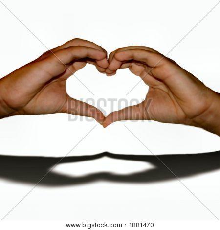 Hands Heart 5