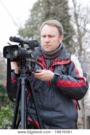 Video reporter